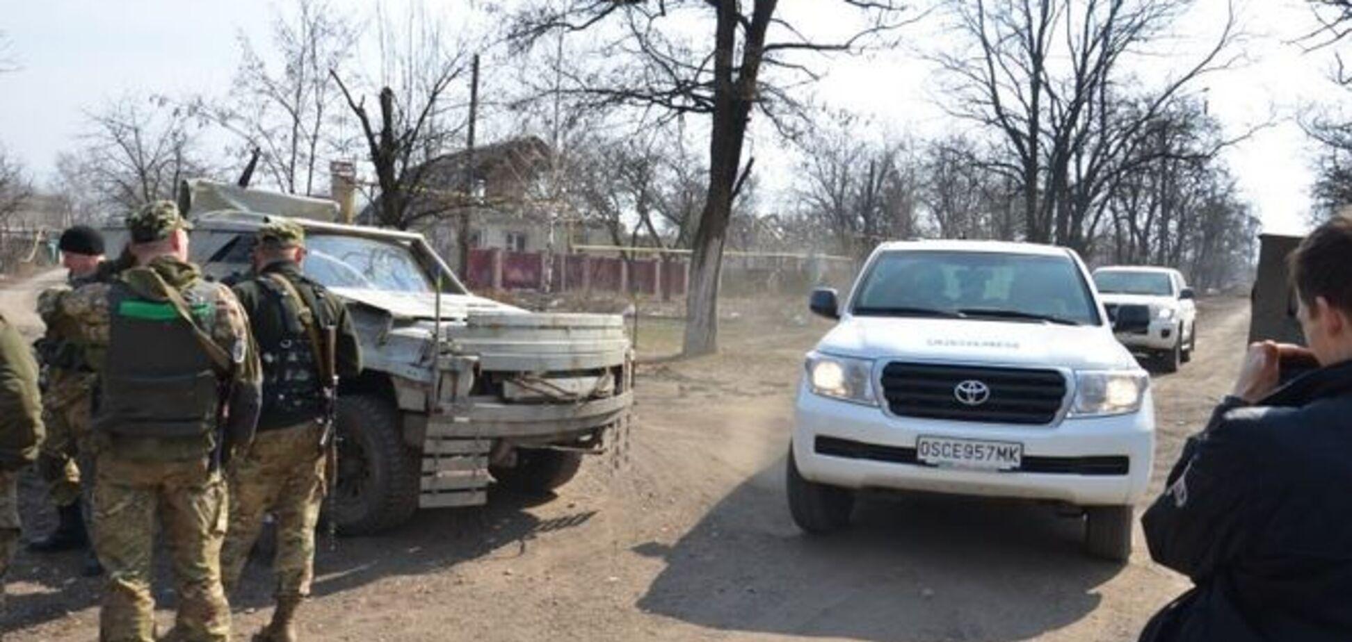 В ОБСЄ знайшли якусь 'третю силу', що порушує перемир'я на Донбасі