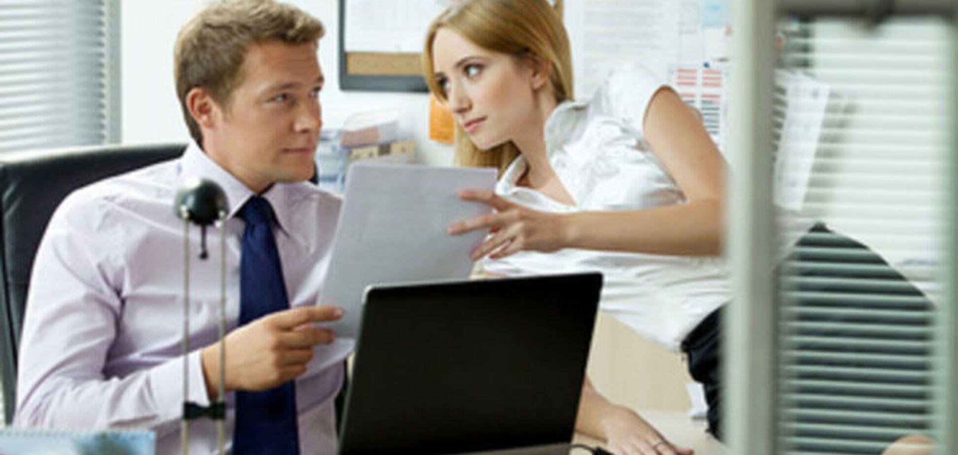 Работа мечты: опытный секретарь на 5 тыс. грн, возможен интим