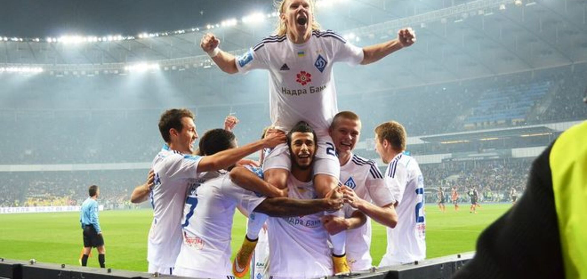 Европейские скауты побывали на матче 'Динамо' – 'Фиорентина'