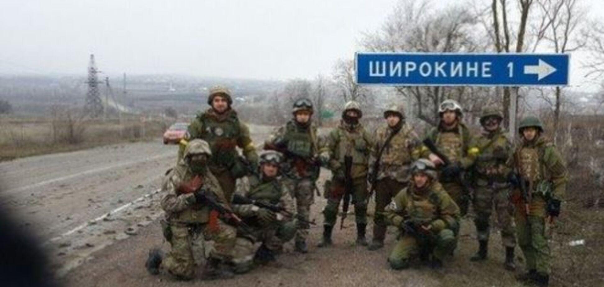 'Демилитаризация' Широкино - тактическая ошибка