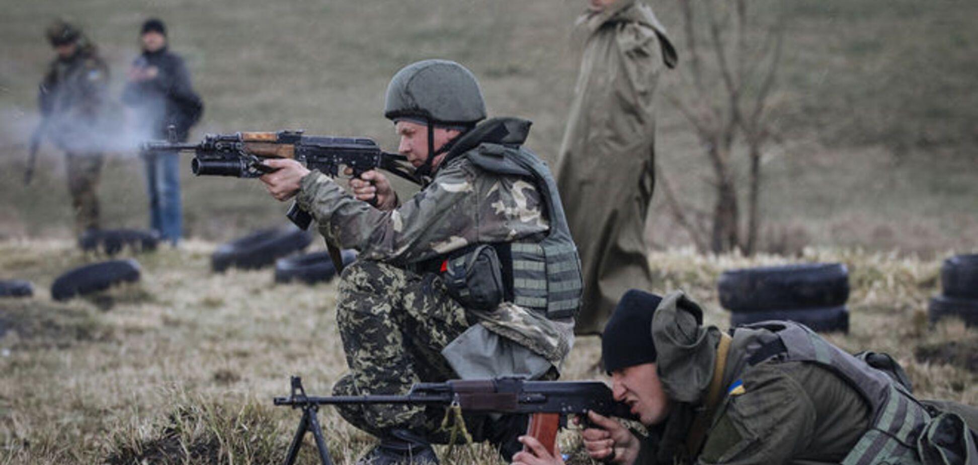 Мобілізація-2015: Міноборони не забезпечило бійців навіть найелементарнішим