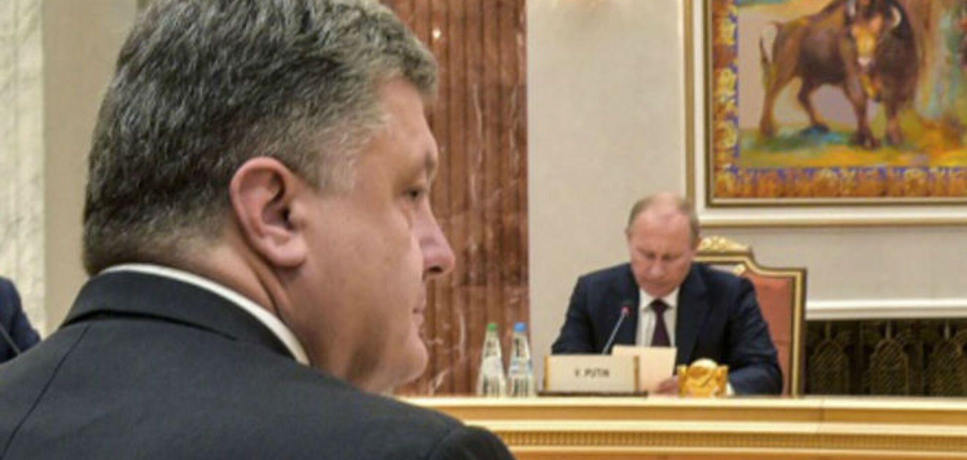 Украина готовит новое соглашение с Россией и боевиками – СМИ