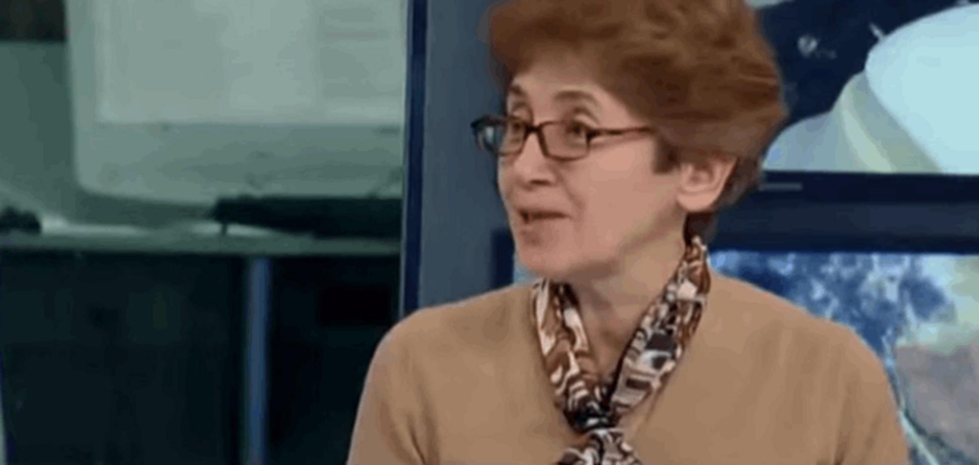 В ефірі кремлівського каналу професор МДУ розклала по поличках 'Кримнаш': Відеофакт