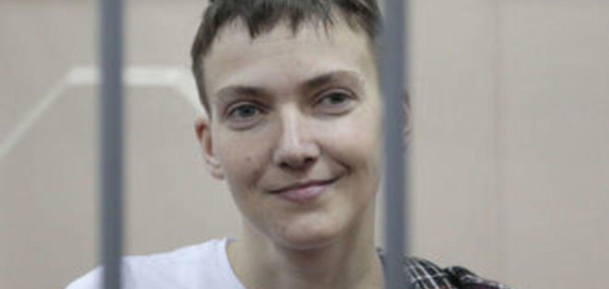Захист Савченко анонсував вирішальну акцію на її підтримку