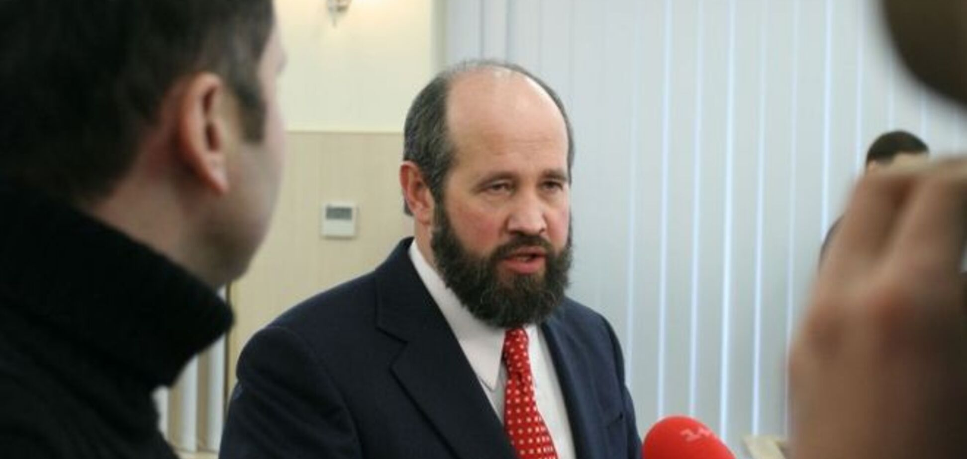 Проти адвоката Рената Кузьміна завели кримінальну справу