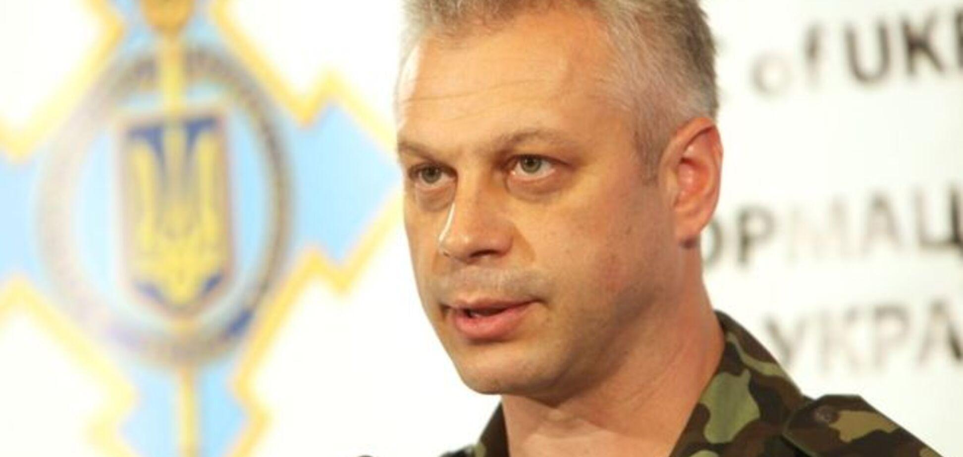 На Луганщину из РФ зашло 40 вагонов с военной техникой