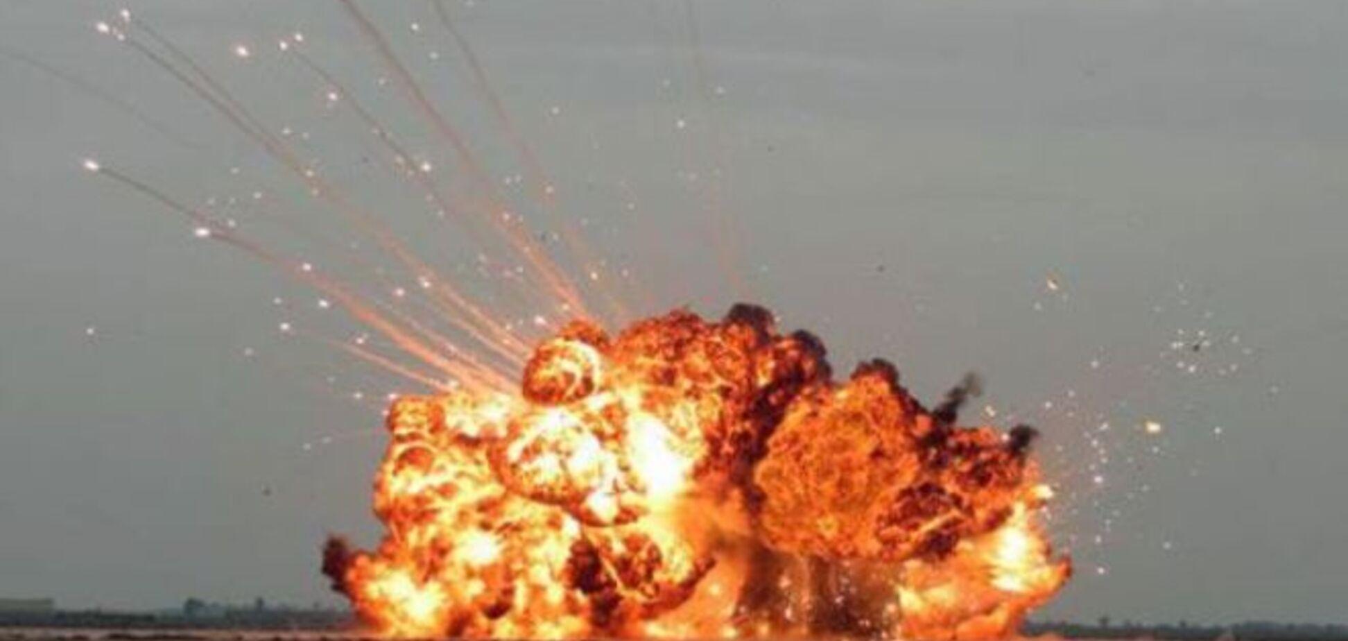 Під Донецьком бойовики підірвали склад боєкомплектів: загинули 5 воїнів АТО, 1 - поранений