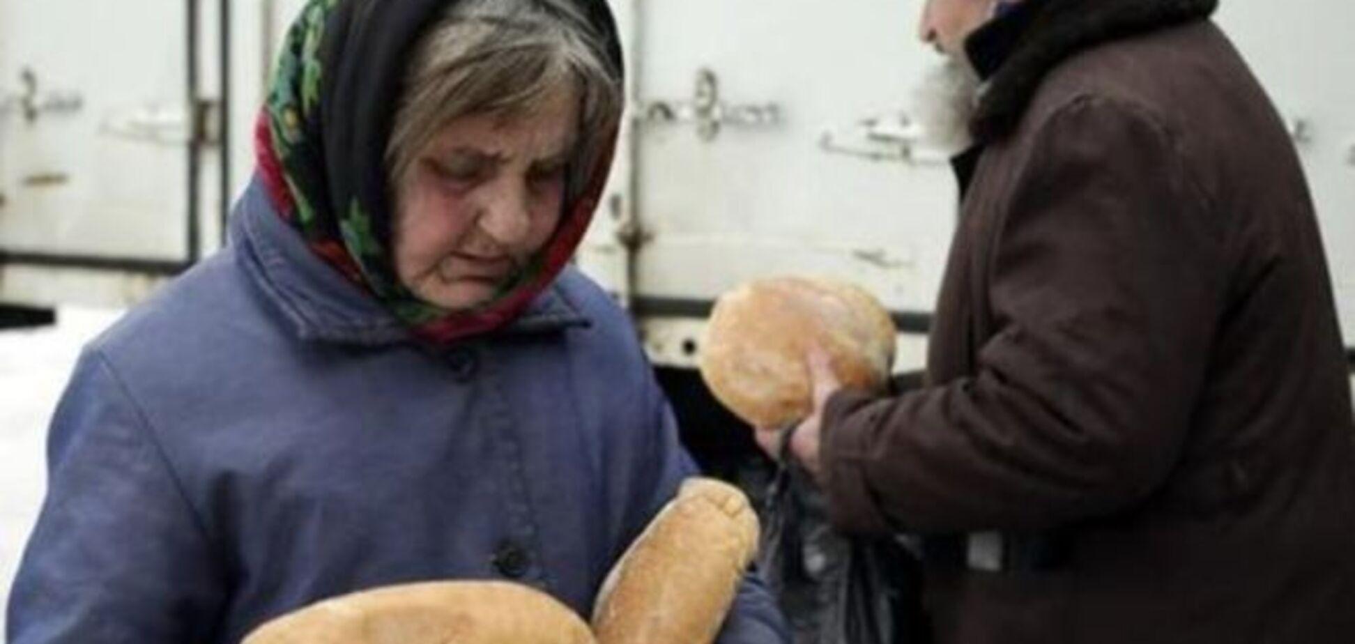 Бойовики пропонують жителям Алчевська роботу за хліб
