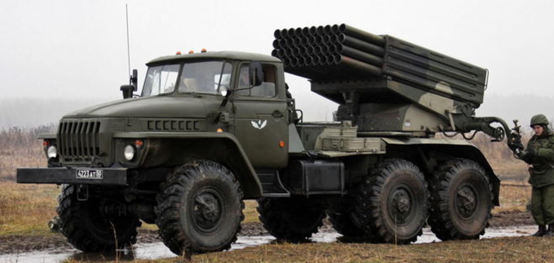 'Отведенное' тяжелое вооружение террористов исчезает с мест хранения - ОБСЕ