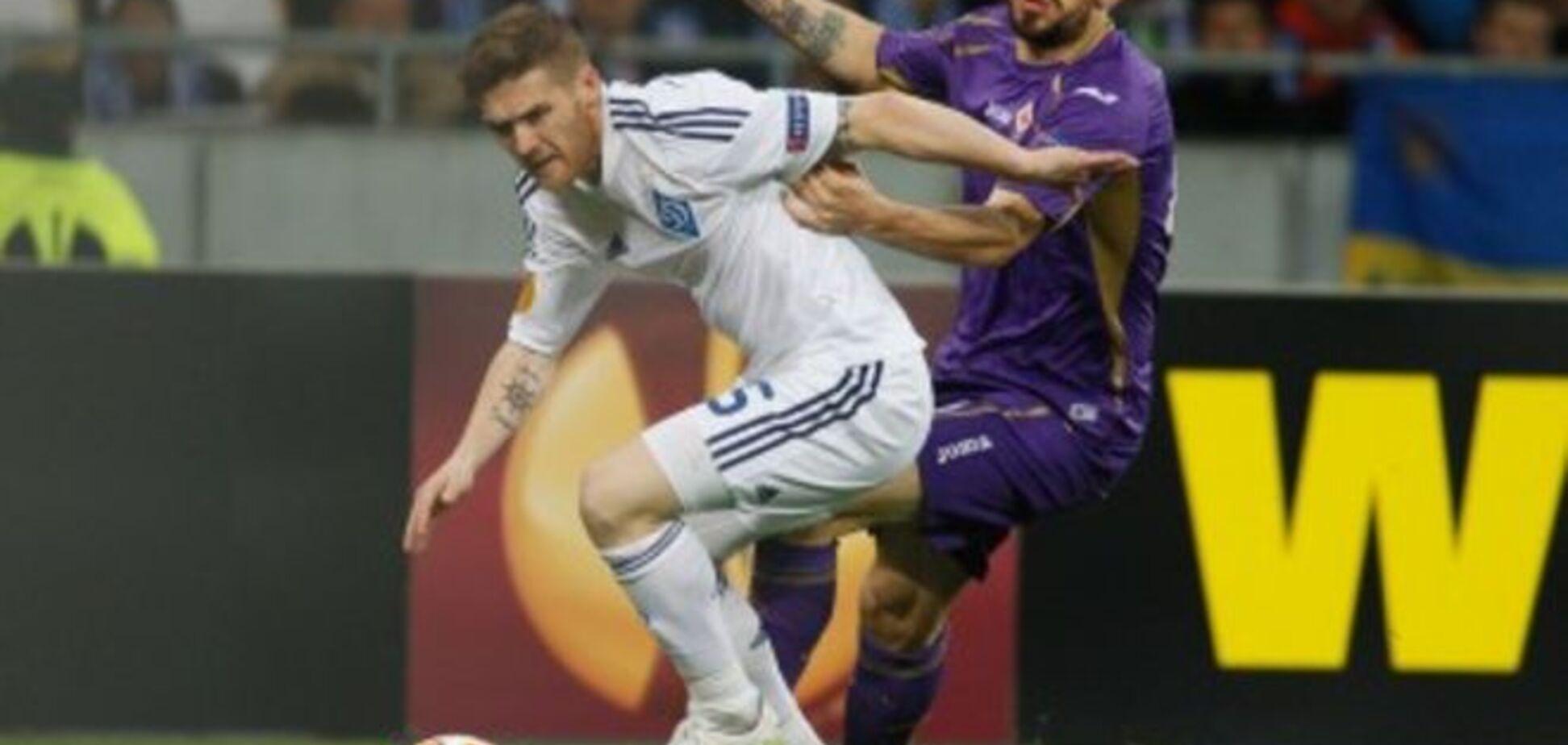 'Динамо' обрадовали хорошей новостью перед ответным матчем с 'Фиорентиной'