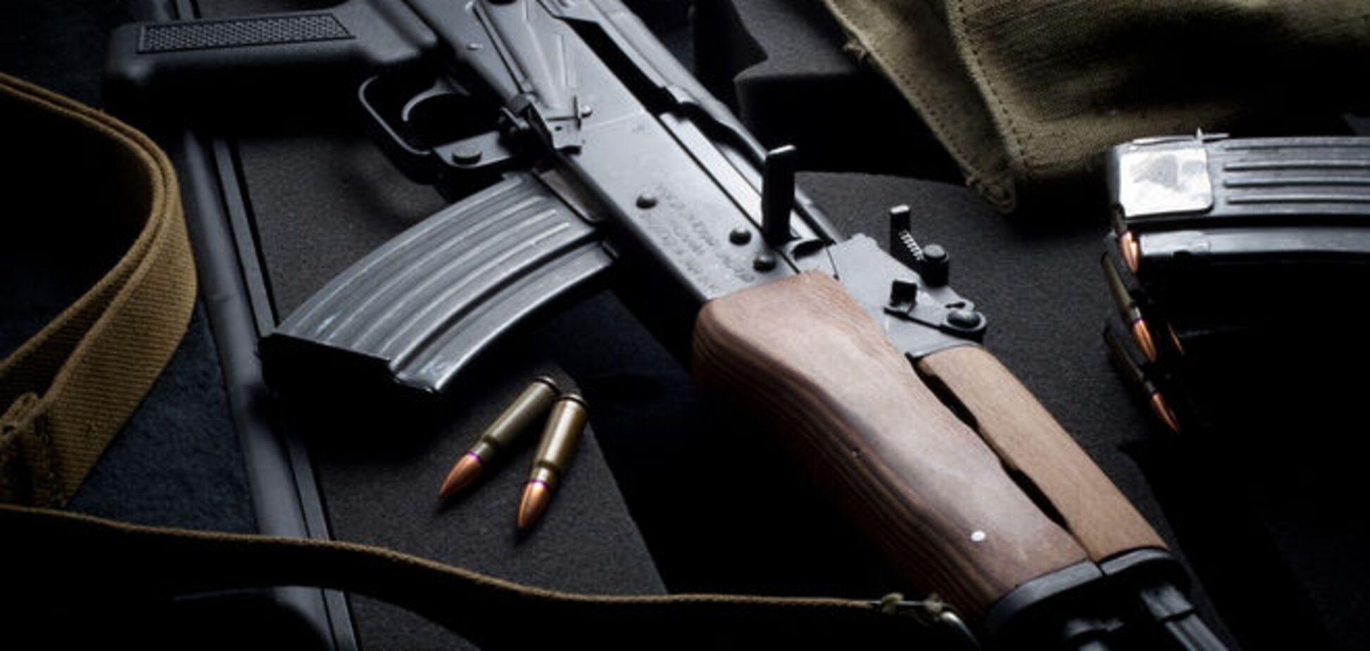 Террористы обстреляли волонтеров под Горловкой