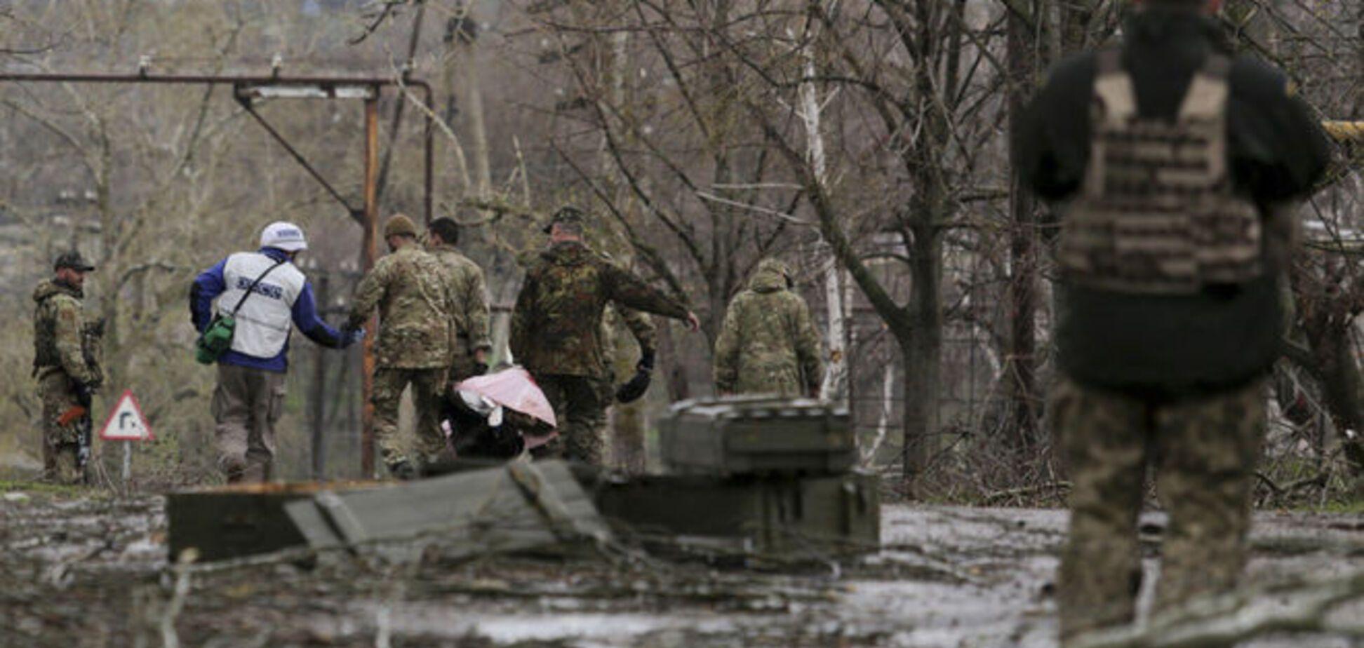 Террористы активизировали обстрелы позиций сил АТО – пресс-центр