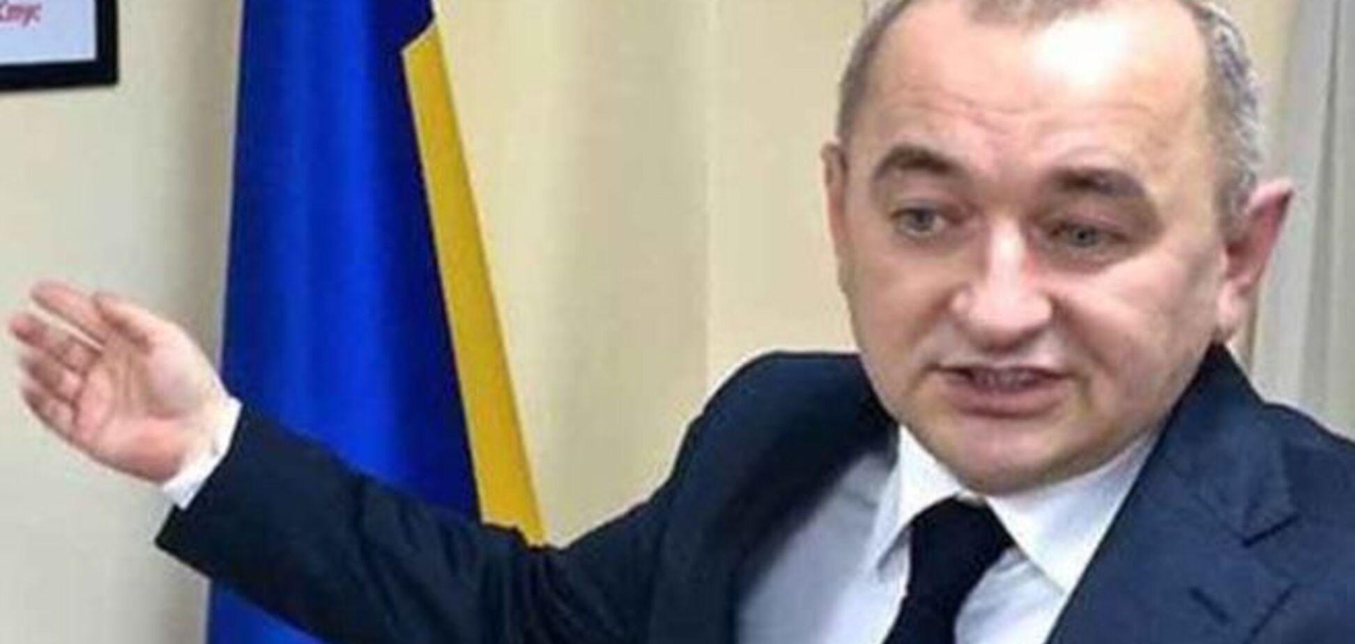 Подполковнику СБУ грозит 15 лет за сотрудничество с террористами