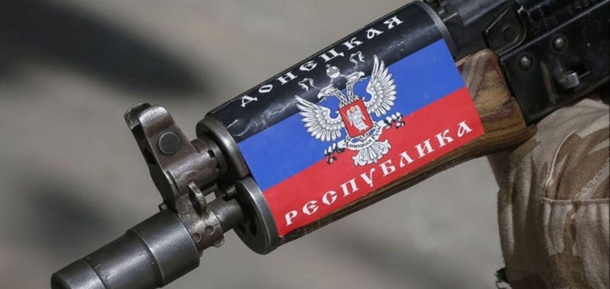 В оккупированном Донецке репетируют 'парад Победы'