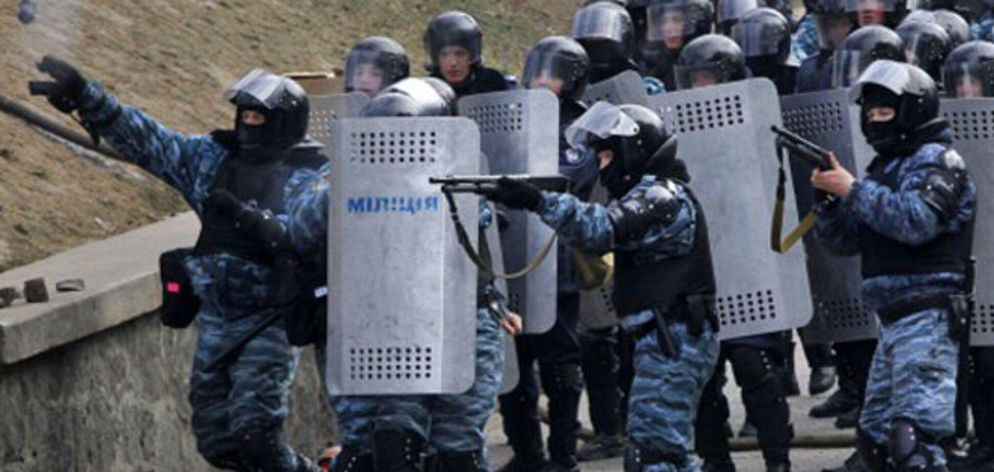В Харькове задержали 'беркутовцев', расстреливавших Майдан