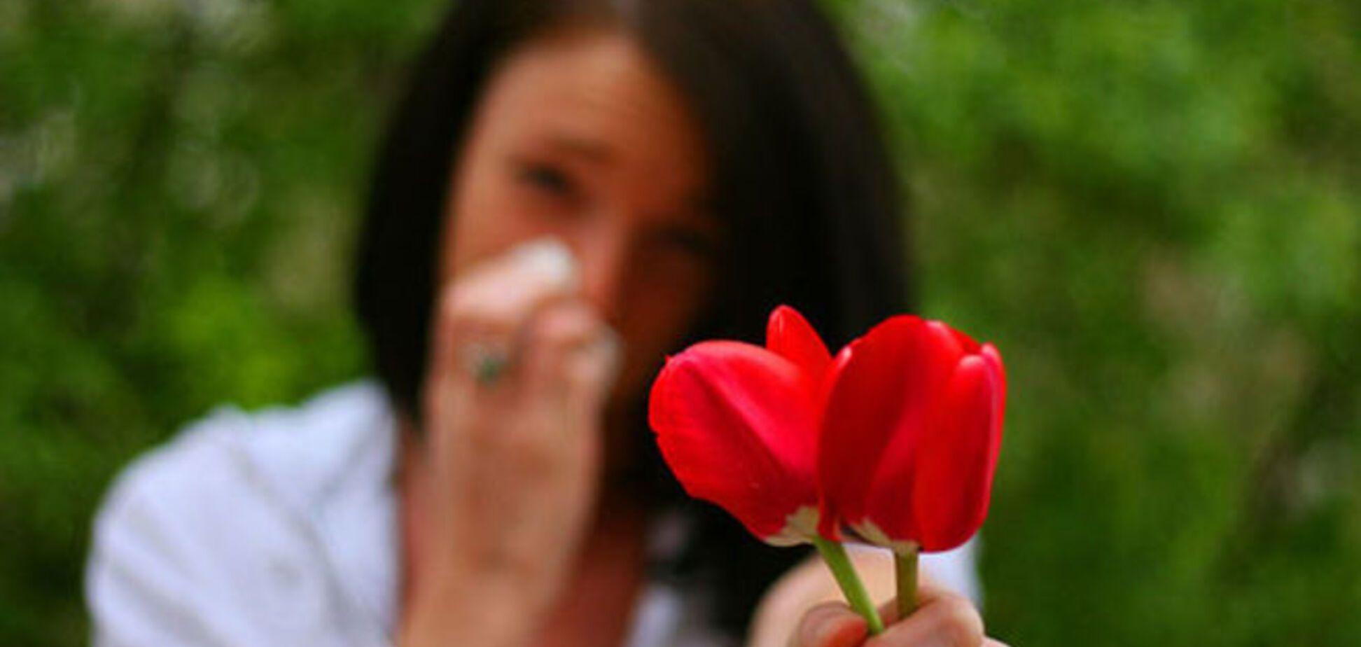 Берегите нос от поллиноза