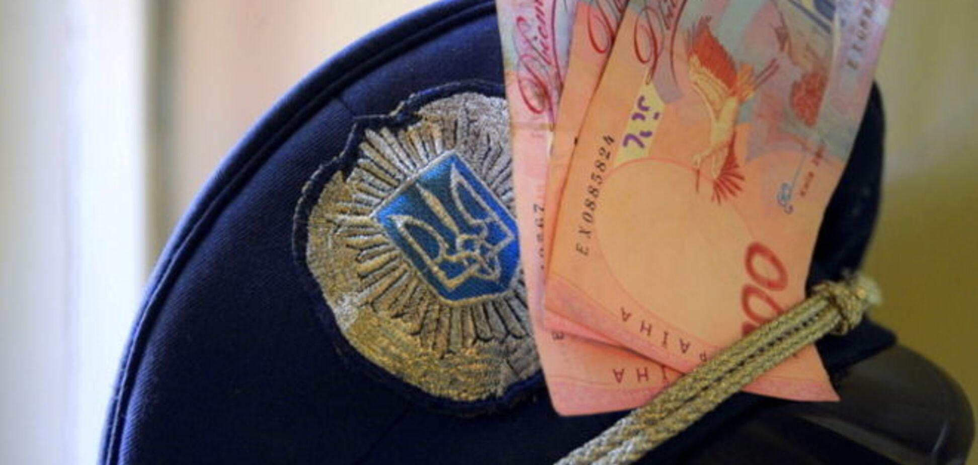 СБУ задержала за взятки семерых милиционеров