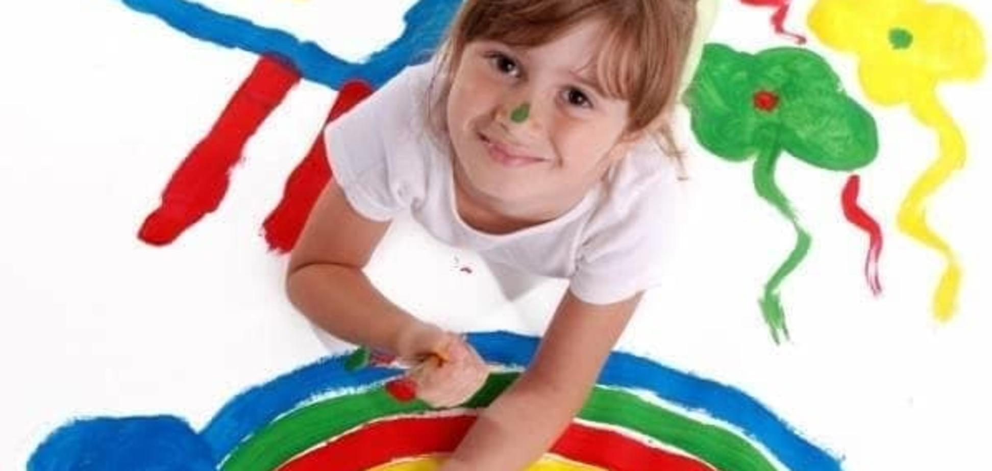 Малювання, ліплення, аплікація – важлива складова естетичного виховання дитини