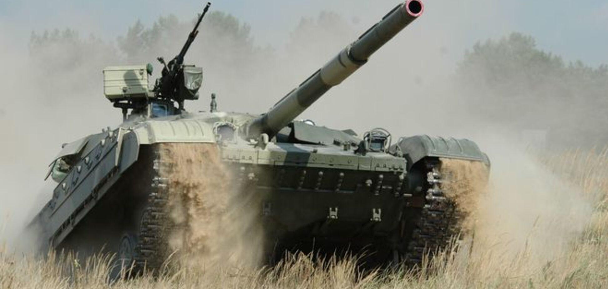 В 'Укроборонпроме' хотят вооружать армию за счет продажи танков 'Оплот'