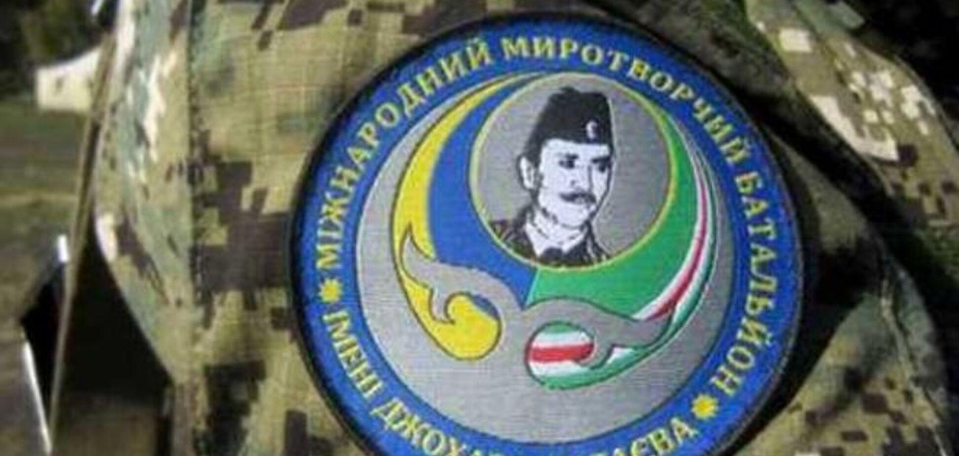 Батальйон імені Дудаєва просить про включення до складу підрозділу МВС 'Золоті ворота'