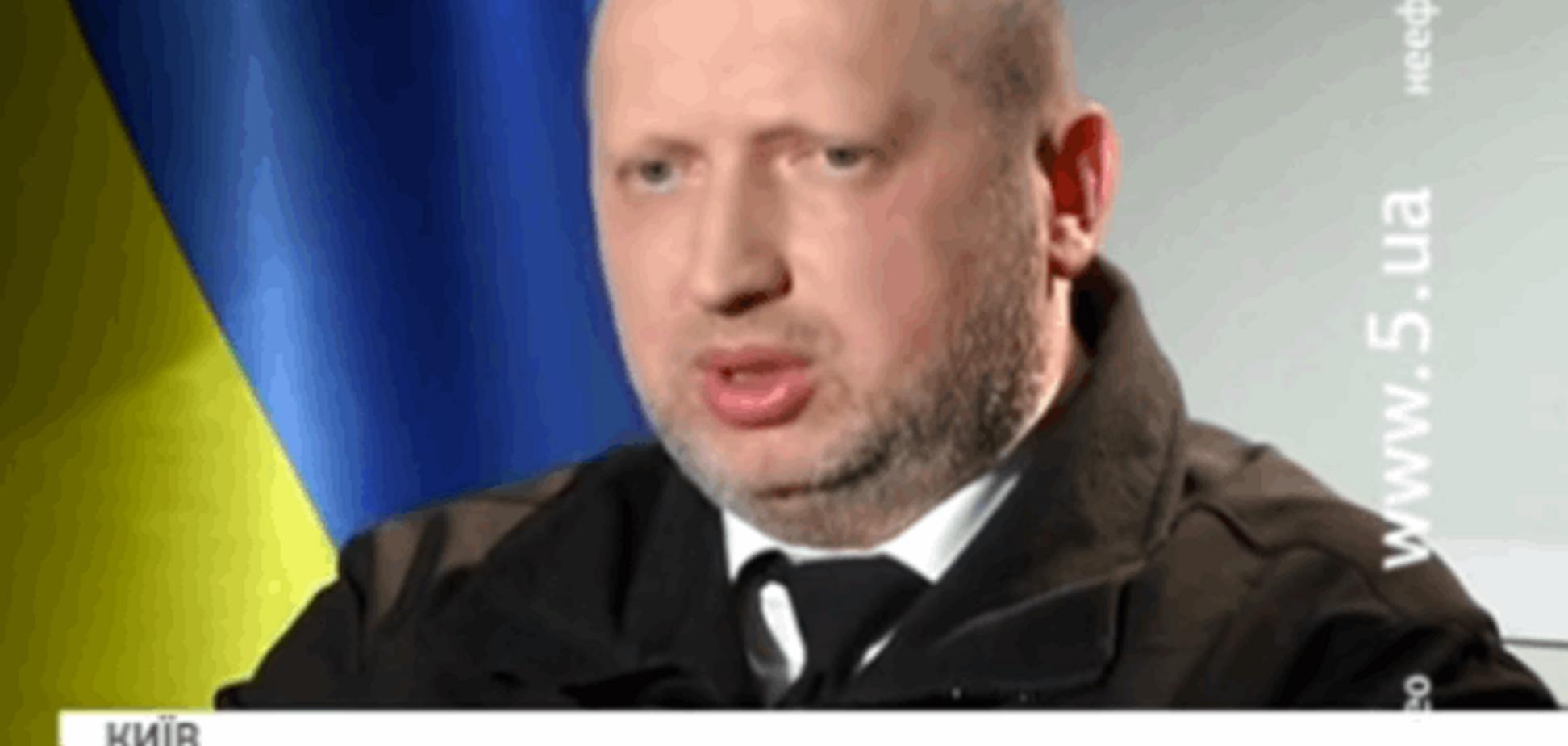 Спецслужбы РФ активизировались в преддверии майских праздников - Турчинов