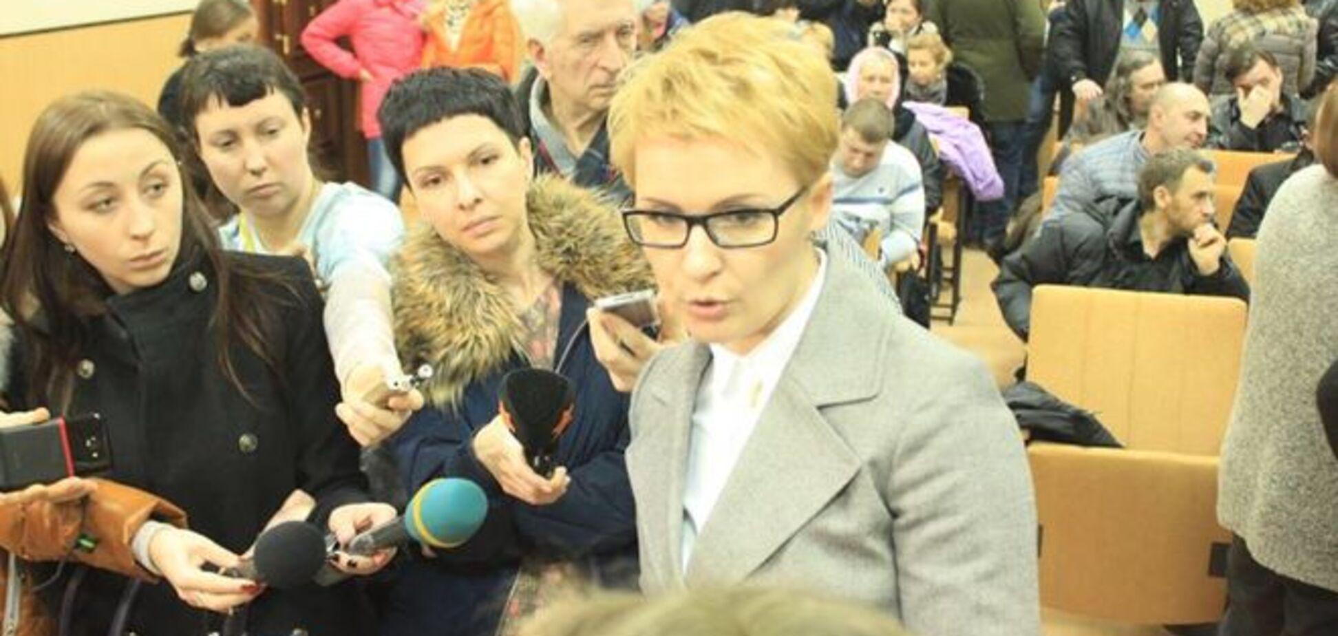 Козаченко рассказала о допросе в МВД