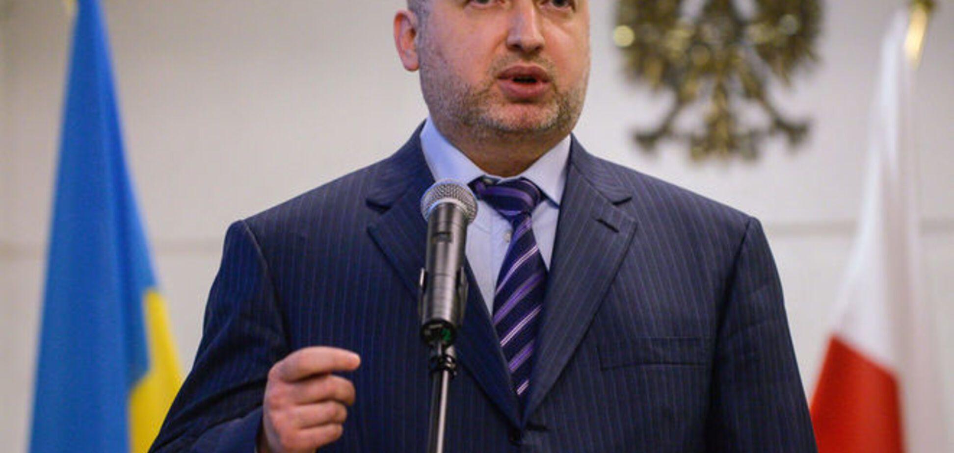 Убийства Бузины и Калашникова выгодны противникам Украины - Турчинов