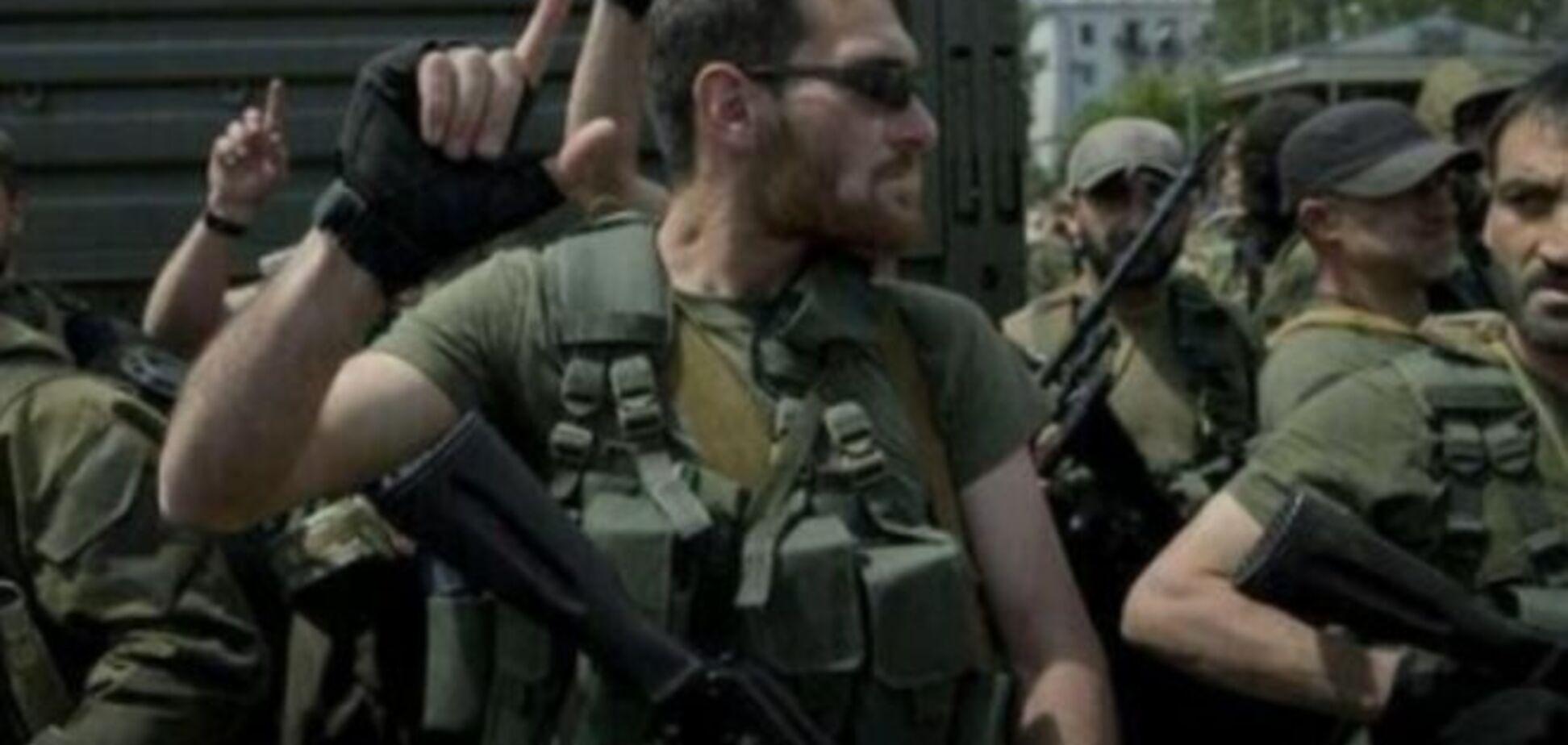 Террористы обстреляли позиции сил АТО из зениток и САУ