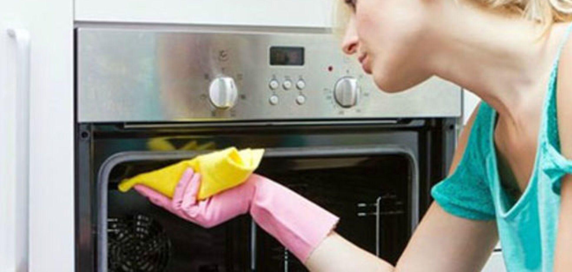 Без химии: идеальный способ очистки духовки