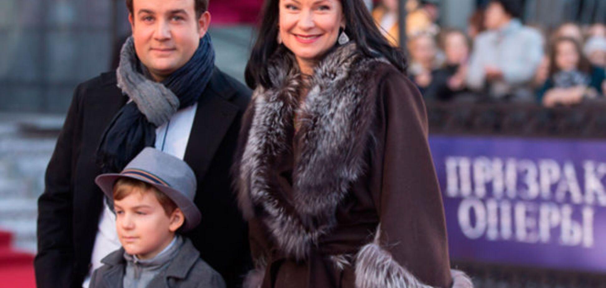 Муж Нонны Гришаевой отреагировал на ее измену с российским актером