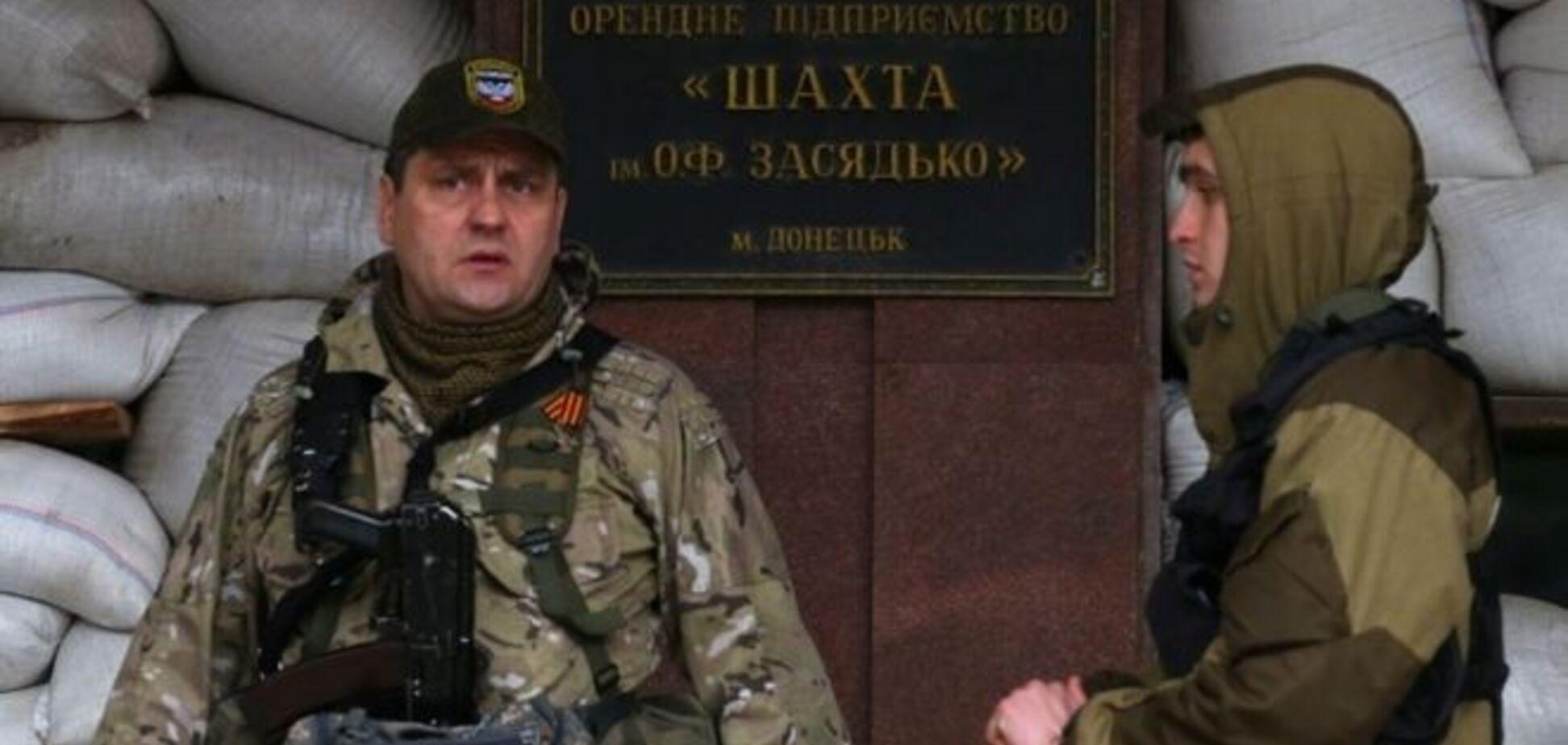 Террористы 'ДНР' намерены закрыть украинские шахты на Донбассе
