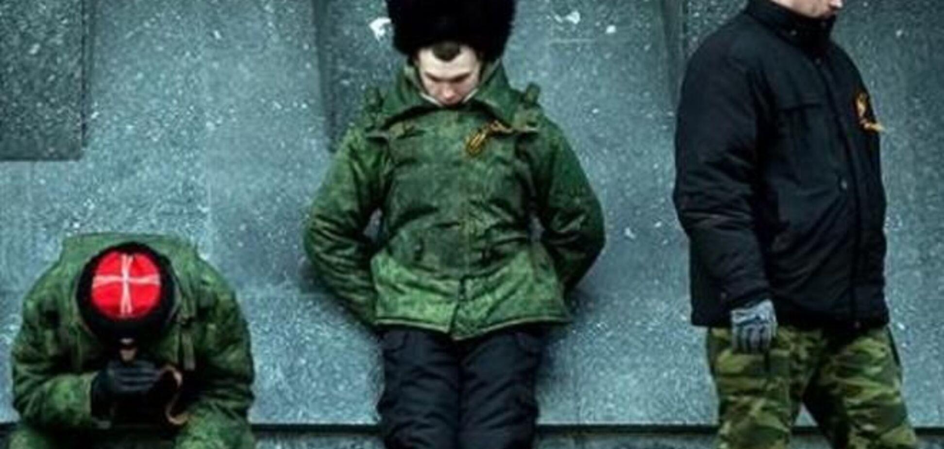 Луганские террористы-казаки ограничили свободу передвижения миссии ОБСЕ