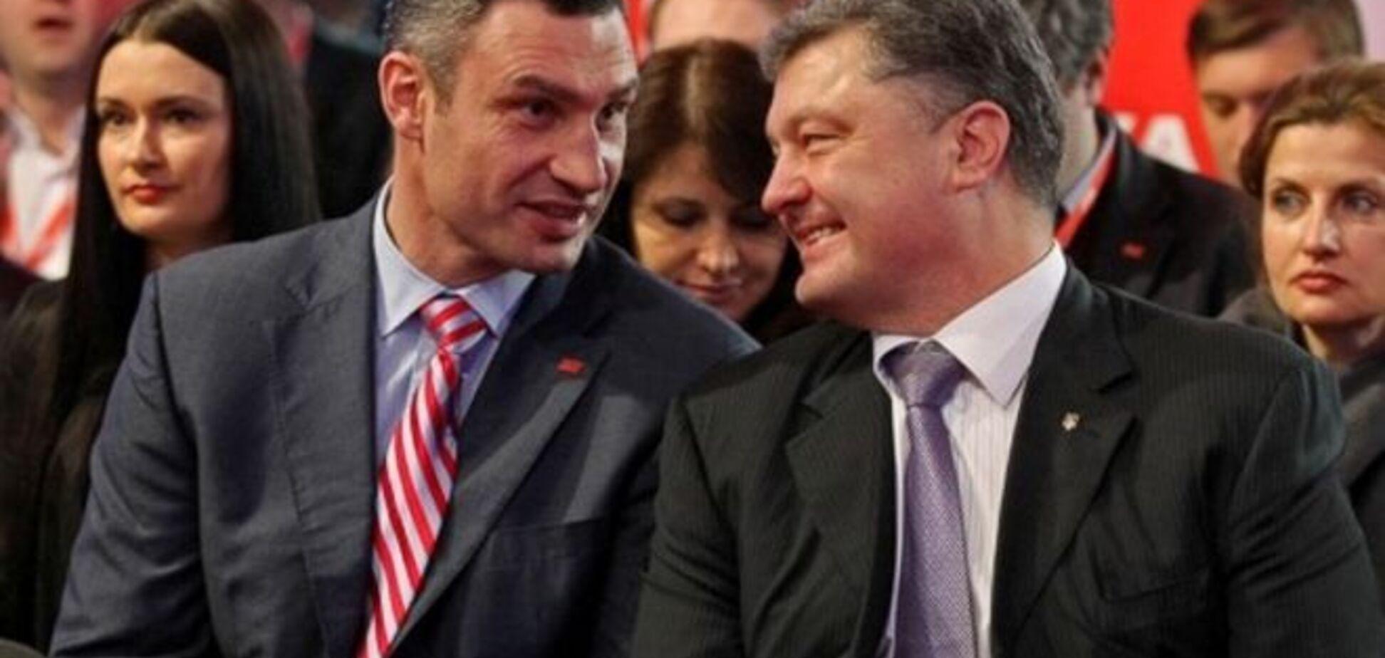 Многие американцы считают Кличко президентом Украины