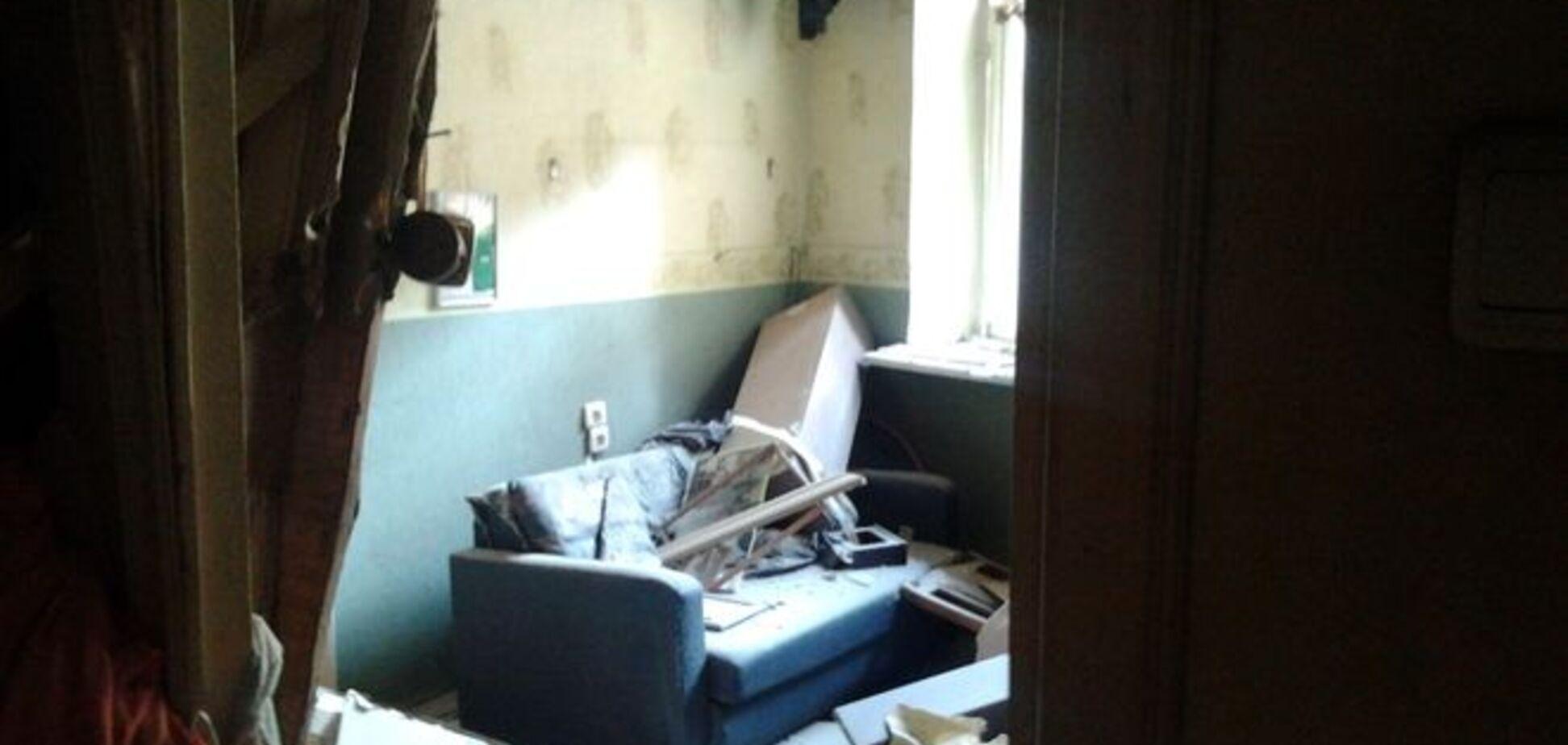 В Краматорске мужчина бросил в квартиру взрывчатку: погибла женщина