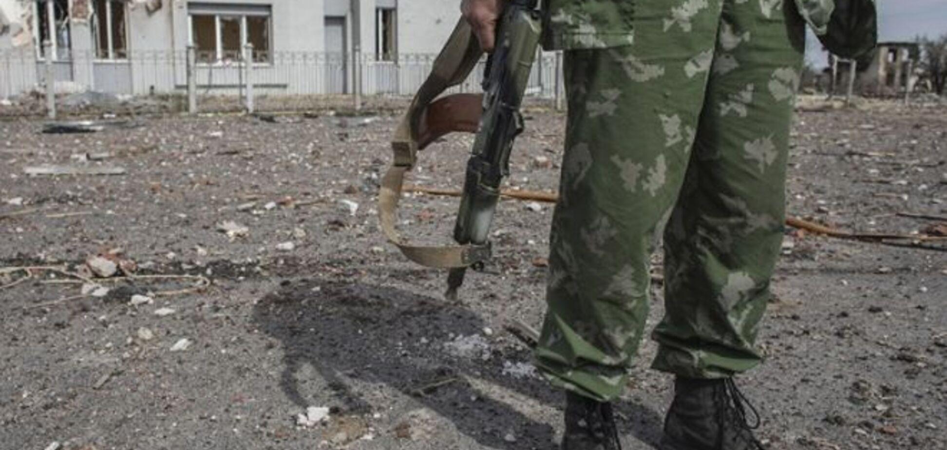 В Счастье террористы обстреляли ТЭЦ из автоматических гранатометов