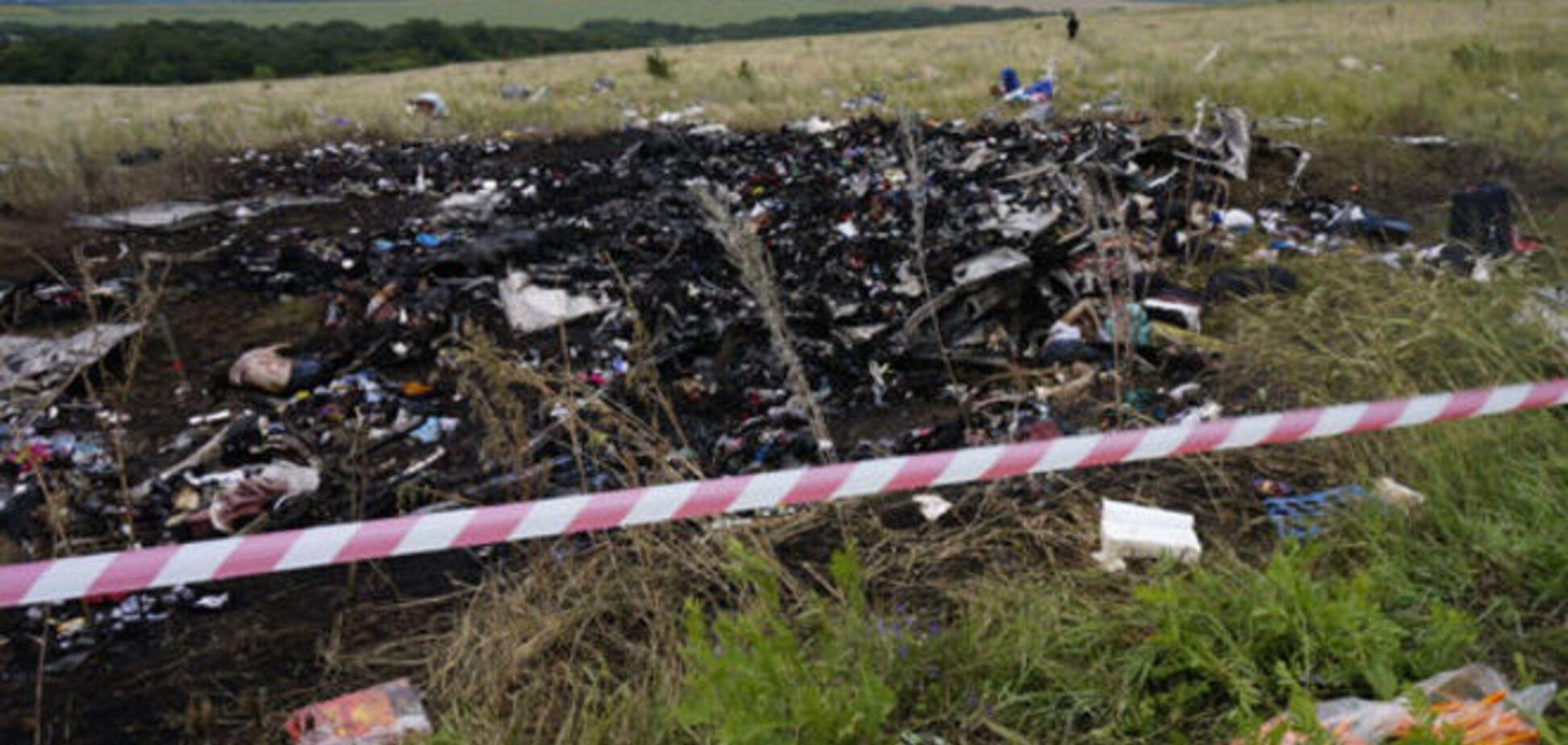 Нидерланды планируют опознать всех жертв с MH17 до 1 июля