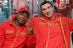 'Снова вместе': тренер Кличко сделал заявление о возвращении Владимира