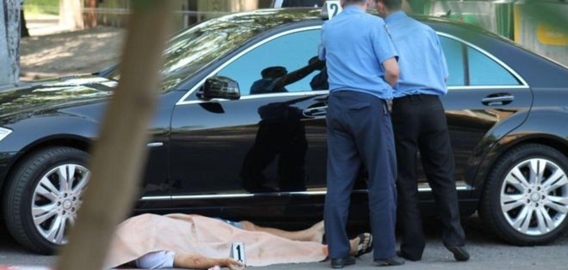 Подозреваемого в убийстве мэра Кременчуга оставили под арестом еще на два месяца