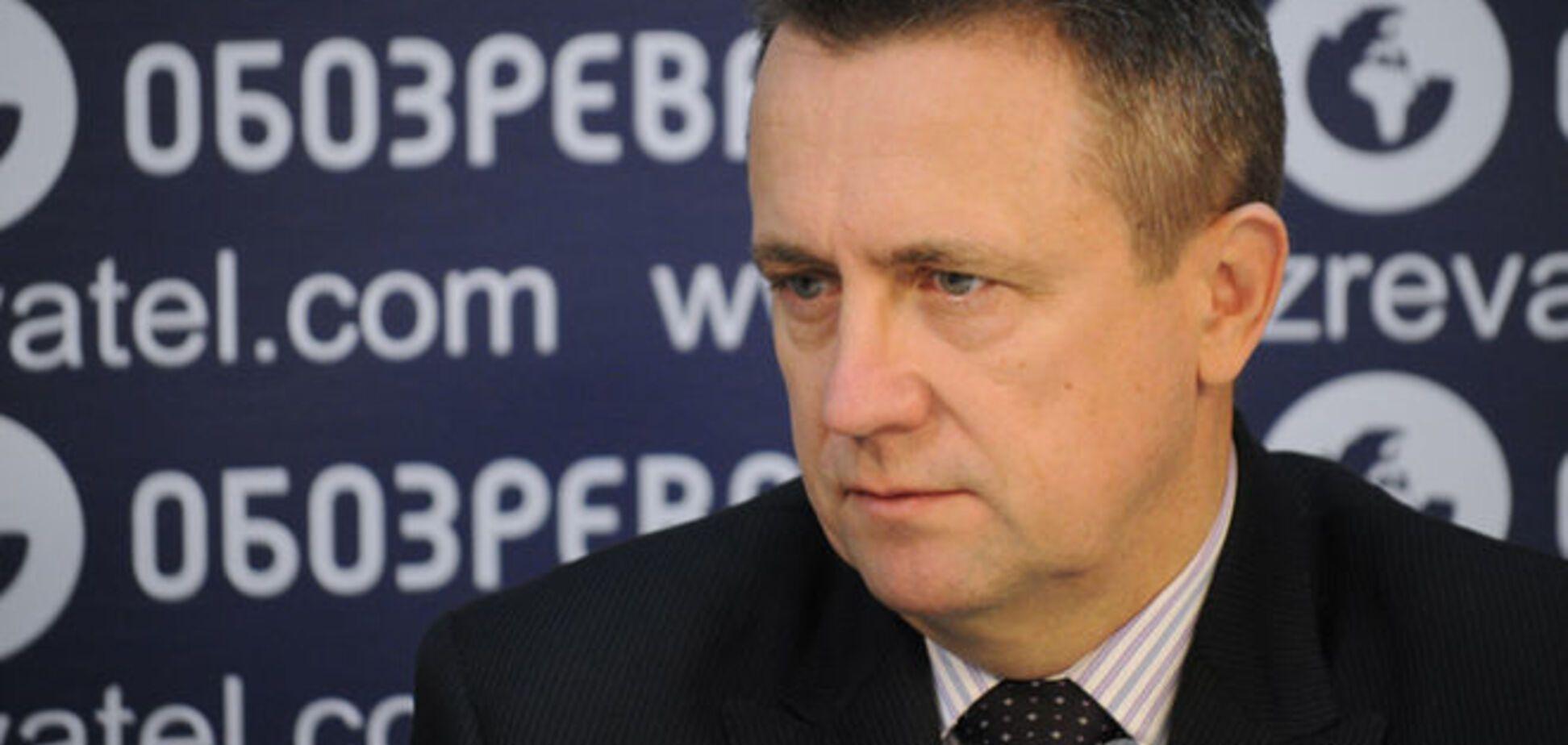 Адмірал Кабаненко назвав три умови перемоги у війні на Донбасі