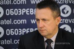 Адмирал Кабаненко назвал три условия победы в войне на Донбассе