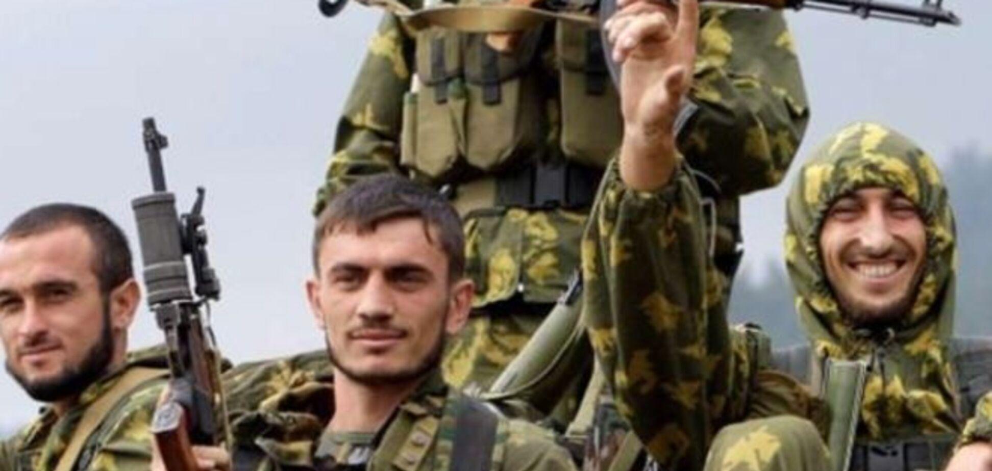Кадыровцы покинули оккупированный Донбасс - СМИ