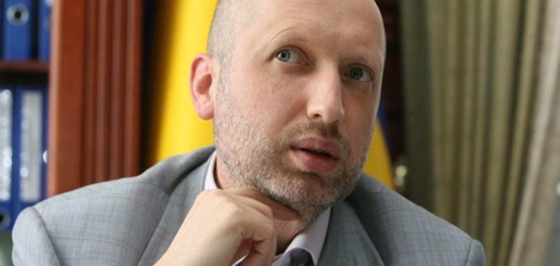 Террористов из Одессы и Харькова готовили российские спецслужбы - Турчинов