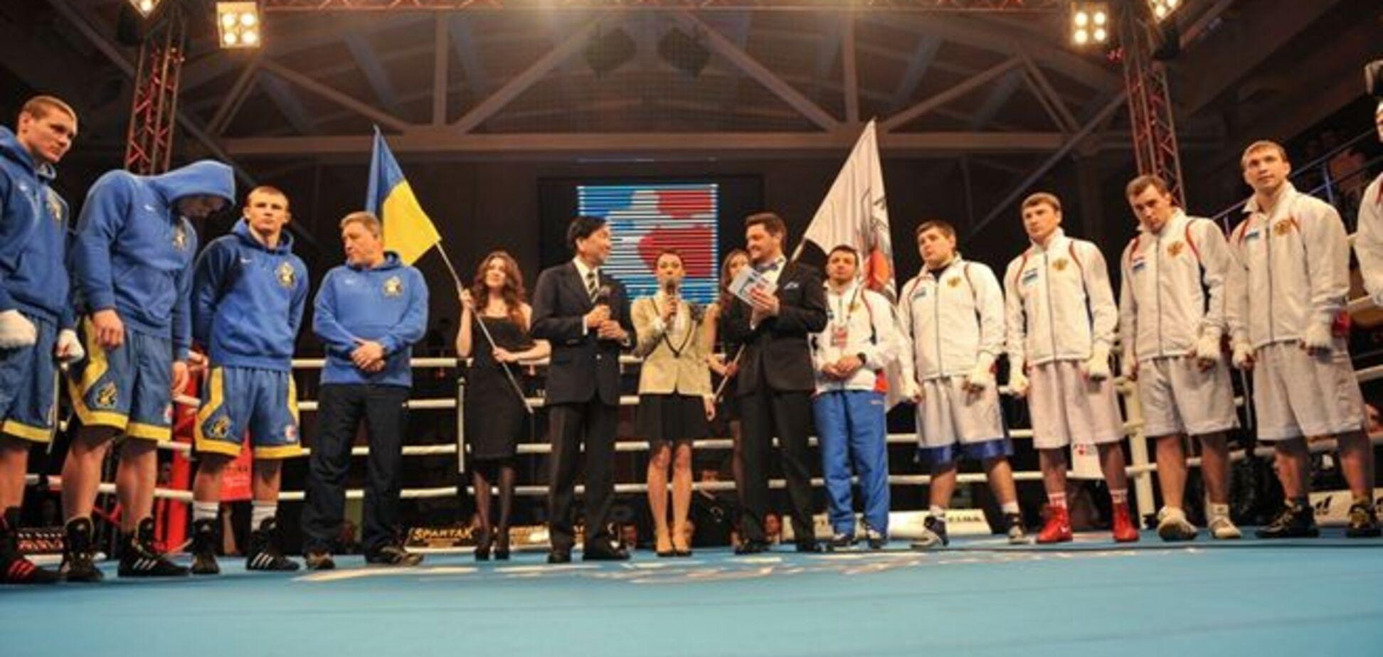 'Украинские атаманы' проиграли важнейшую битву Всемирной серии бокса