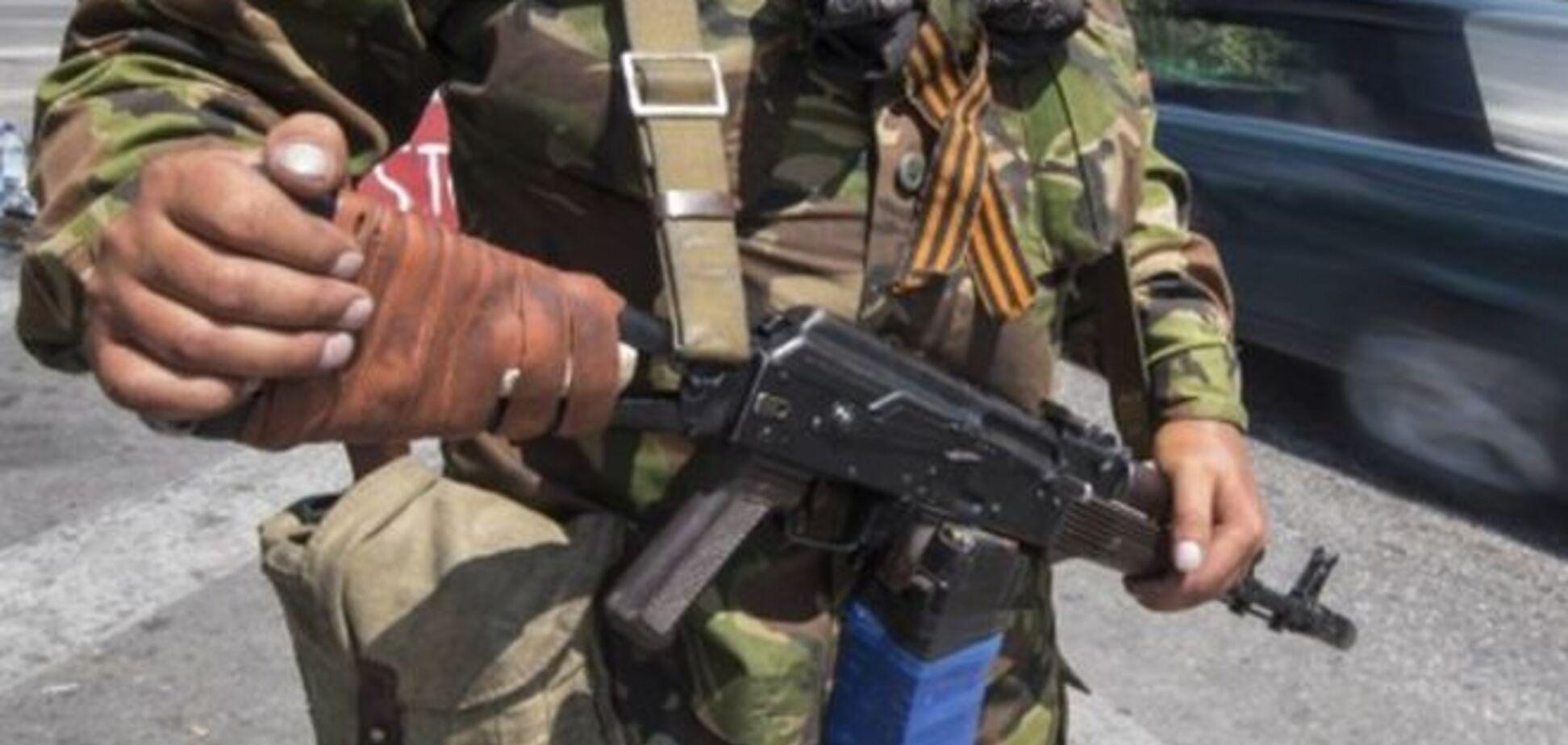 Боевики пригрозили Украине наступлением и хотят ввода 'миротворцев'