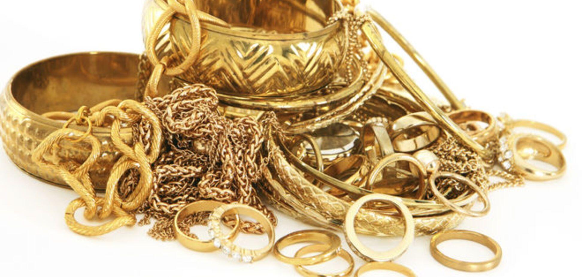 В Житомире произошло 'золотое' ограбление на 1 миллион