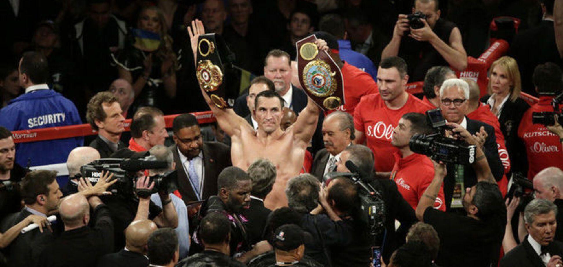Владимир Кличко победил Дженнингса на глазах Америки