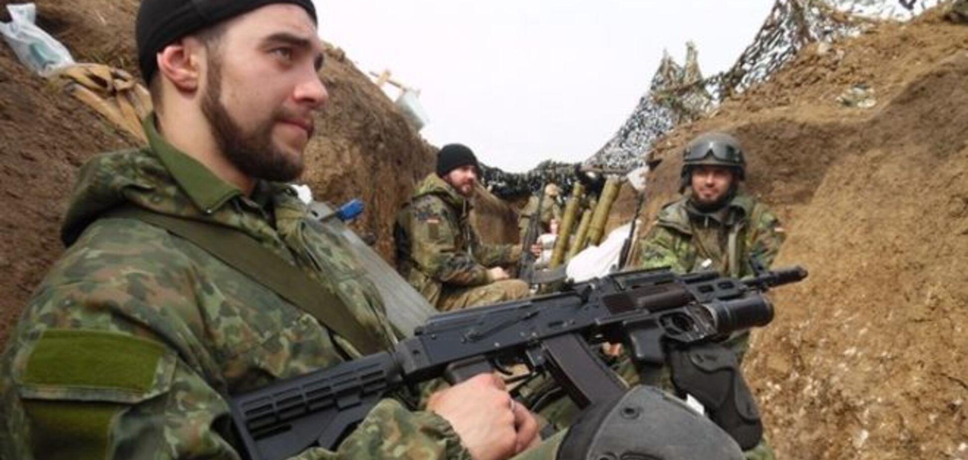 Террористы в Широкино обстреляли 'Азов' и 'Донбасс' из гаубиц и танков