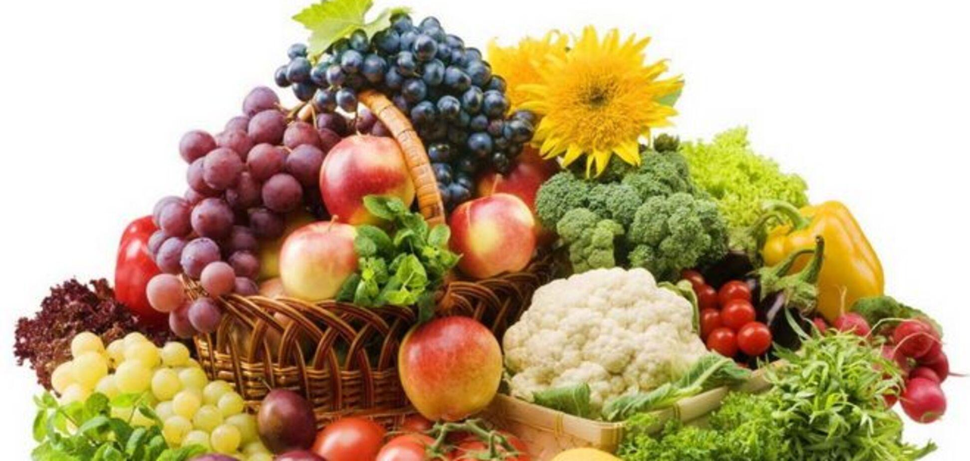Целебные свойства сырой пищи