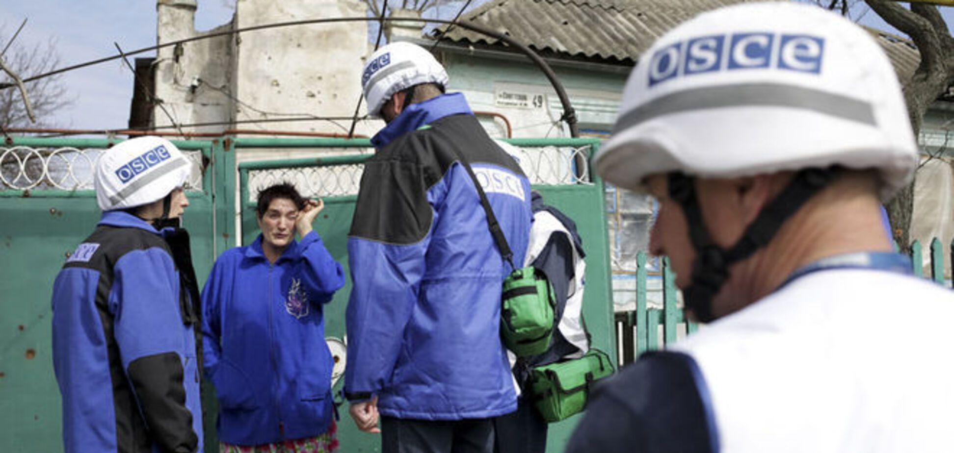 ОБСЕ на Донбассе: МИД России закатил истерику