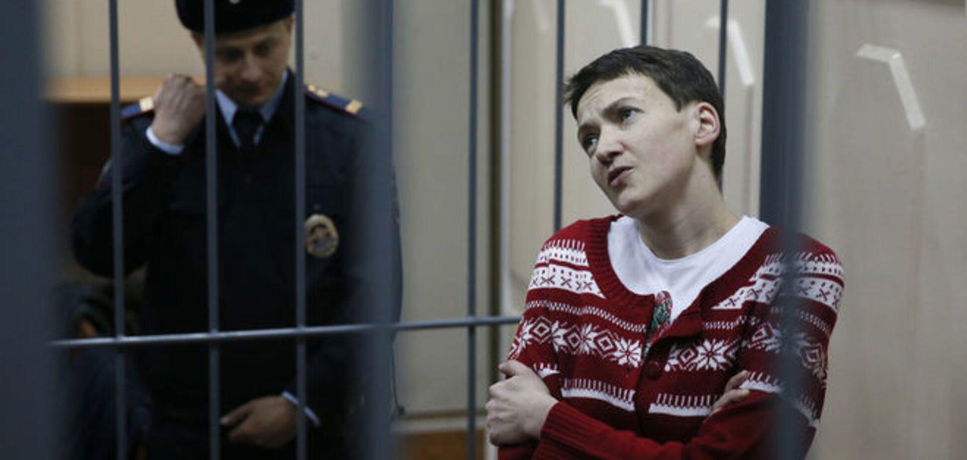 Савченко готовятся перевести из СИЗО в гражданскую больницу